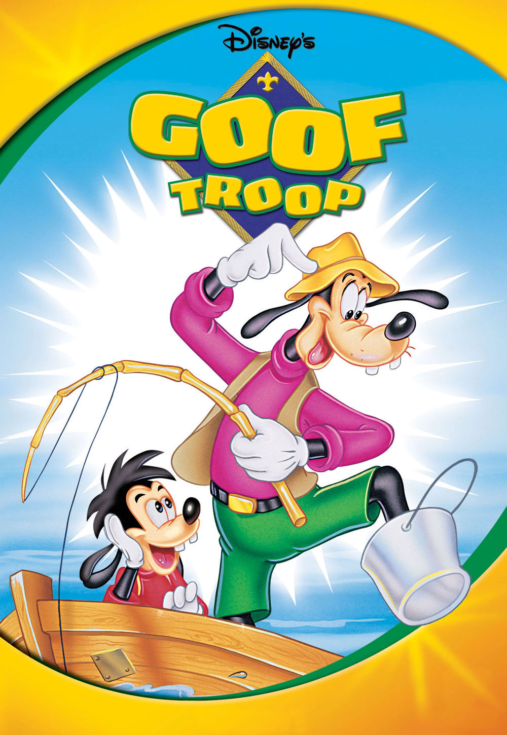Goof Troop Products