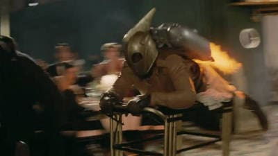 It's the Rocketeer