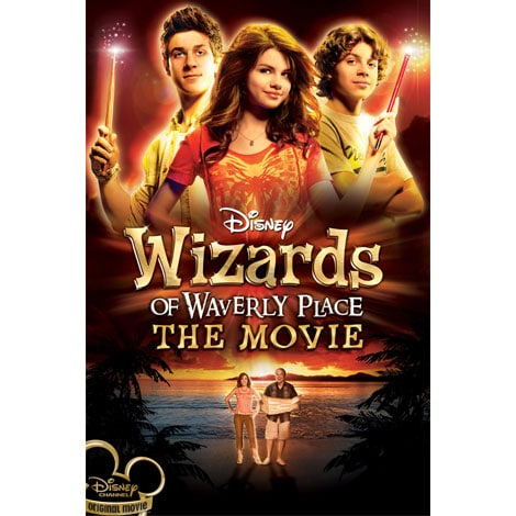 Wizards Of Waverly Place The Movie Disney Movies