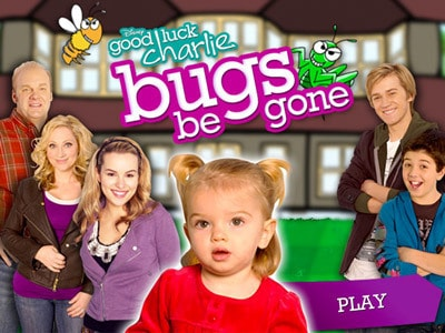 Good Luck Charlie: Bugs Be Gone