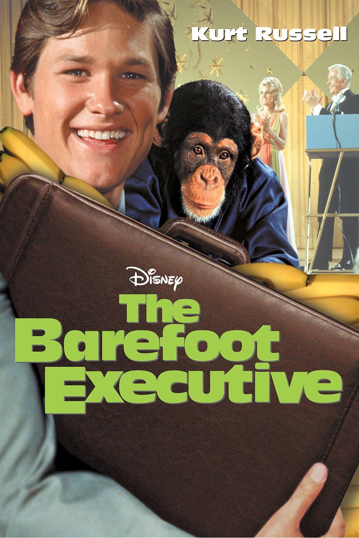 Disney | The Barefoot Executive | Kurt Russel | movie poster