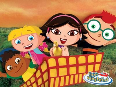 Little Einsteins Products Disney Movies