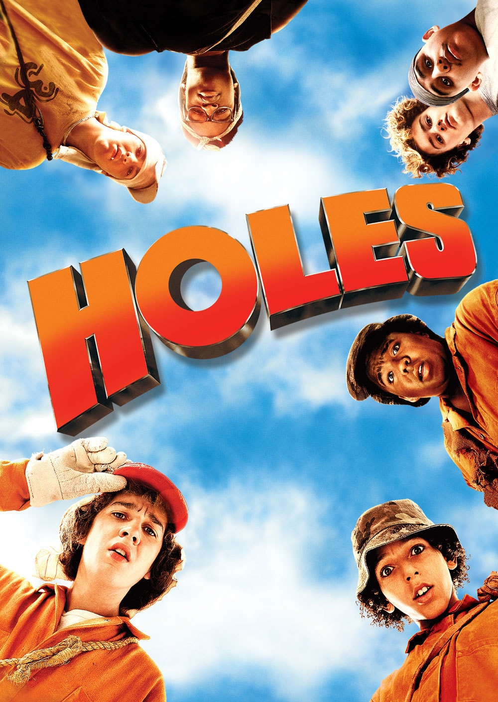 holes disney movies