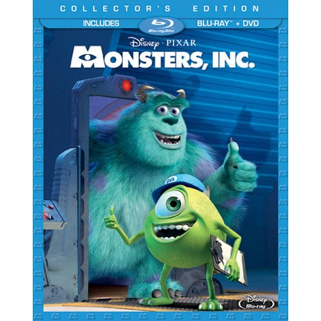 Monsters Inc Products Disney Movies