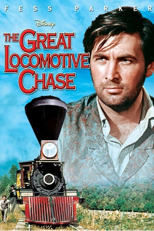 The Great Locomotive Chase Disney Movies