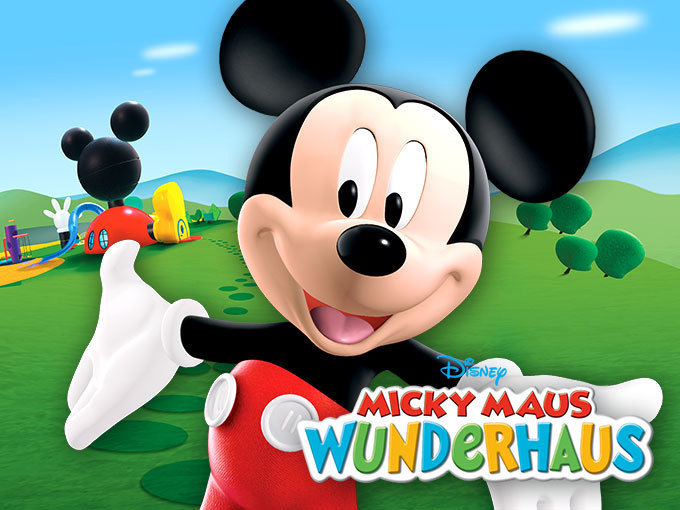 micky maus wunderhaus disney channel shows. Black Bedroom Furniture Sets. Home Design Ideas