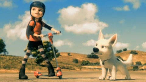 Bolt Blu-ray/DVD Trailer