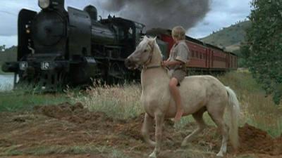 Ride a Wild Pony Trailer