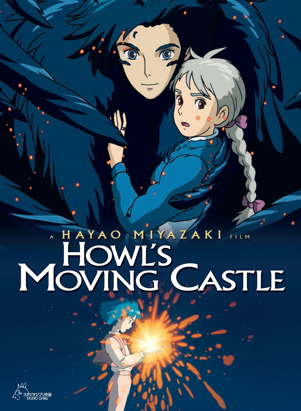 Billedresultat for howl's moving castle