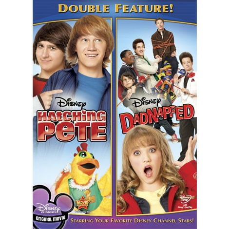 Hatching Pete & Dadnapped Double Feature DVD