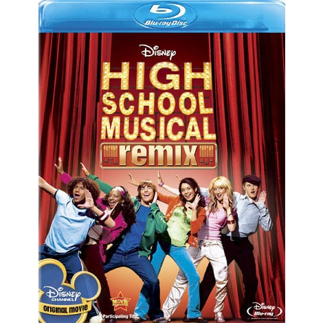 Remix Edition Blu-ray™ Hi-Def