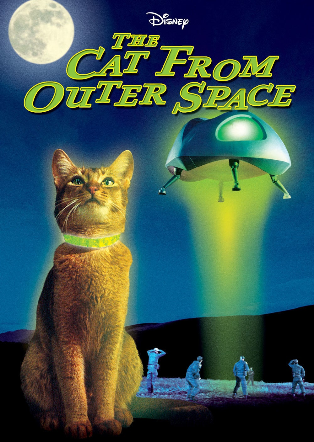 The cat from outer space disney movies for From outer space