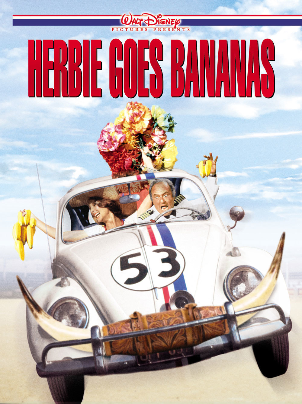 Image result for herbie goes bananas