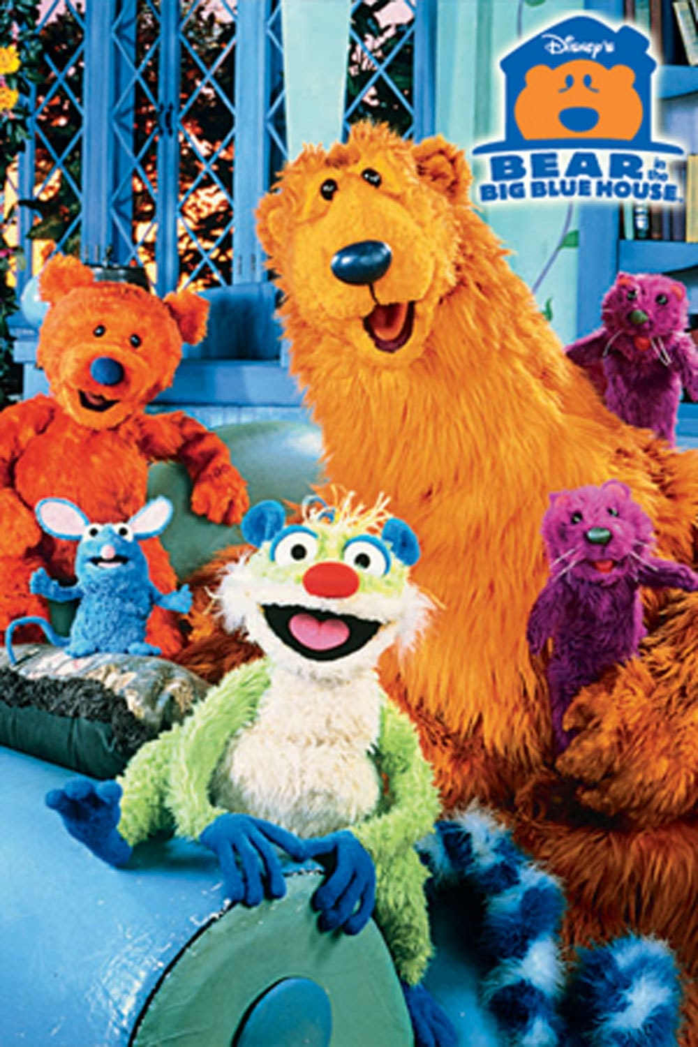 Bear in the Big Blue House Products
