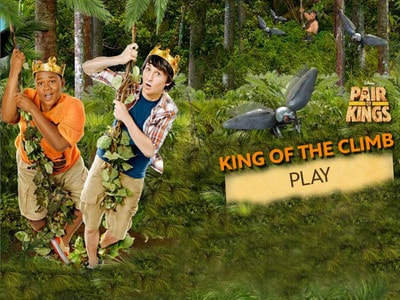 King of the Climb Disney LOL