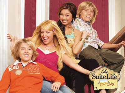 Suite Life Of Zack And Cody Conga Line Game
