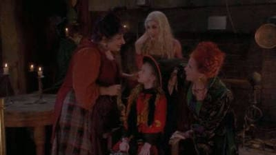 Dani and the Witches