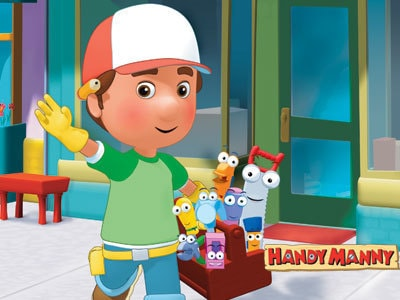 Handy Manny Products