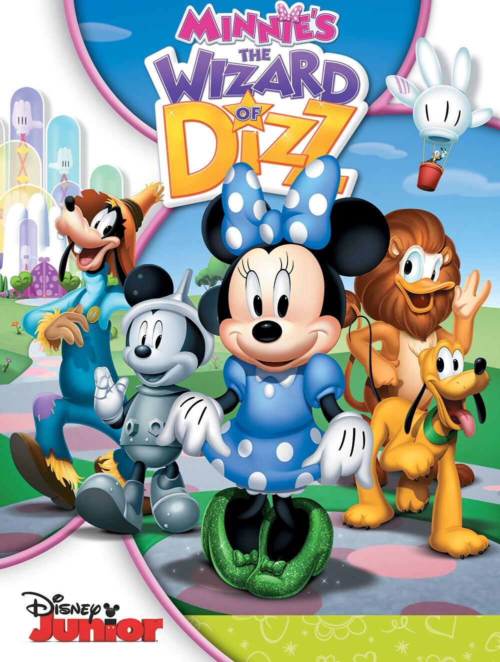 Minnie's The Wizard Of Dizz