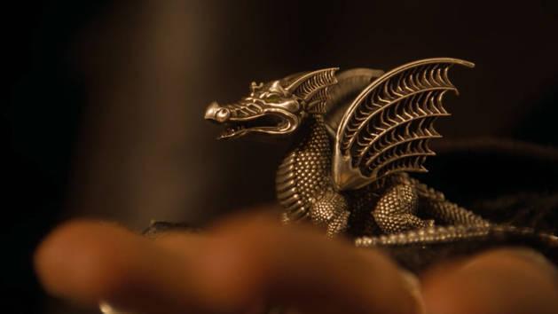 El anillo del dragón - El Aprendiz de Brujo