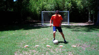 Soccer Drills - 30 Minute Training Session #9