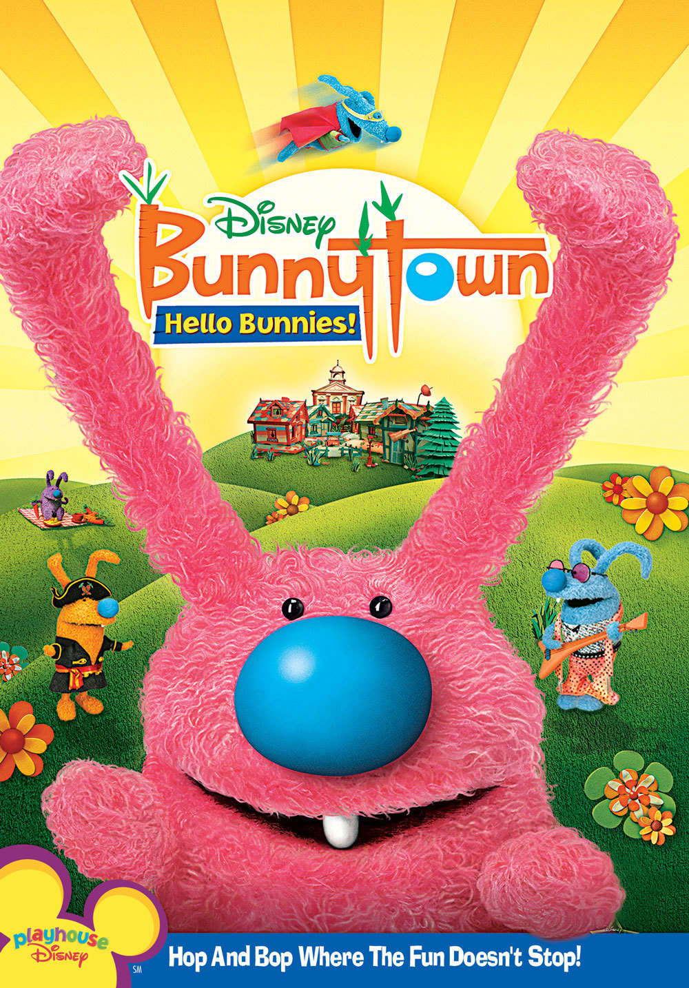 Bunnytown Products Disney Movies