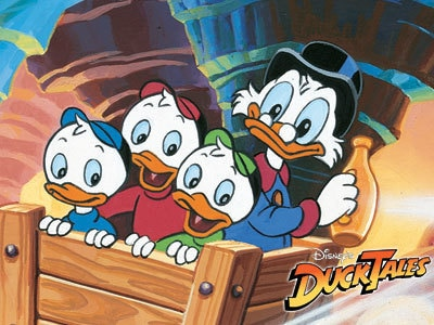 DuckTales Products