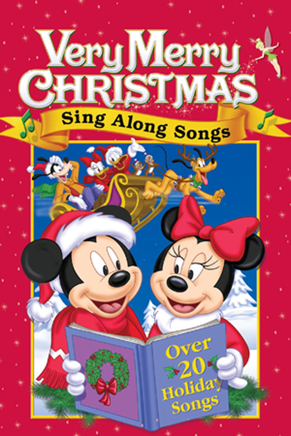 very merry christmas sing along songs - Disney Very Merry Christmas Tickets