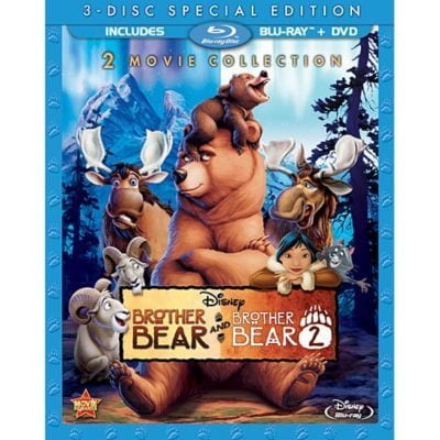 2-Movie Collection 3-Disc Blu-ray™ Combo Pack