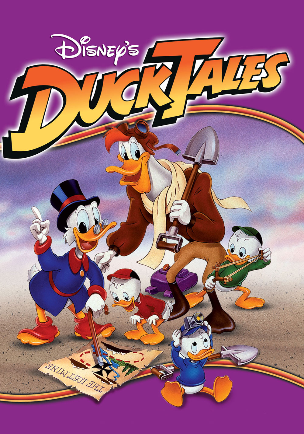 Disney's DuckTales 2 Box Shot for NES - GameFAQs