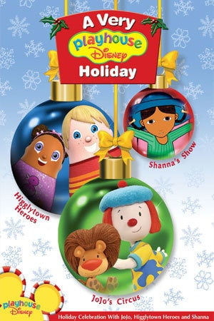 A Very Playhouse Disney Holiday Disney Movies