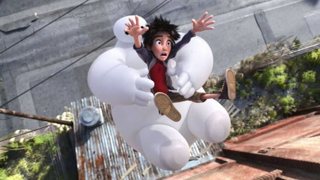 Big Hero 6 - Official Trailer