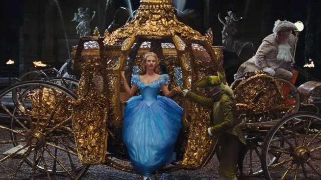 Cinderella 2015 Official Trailer