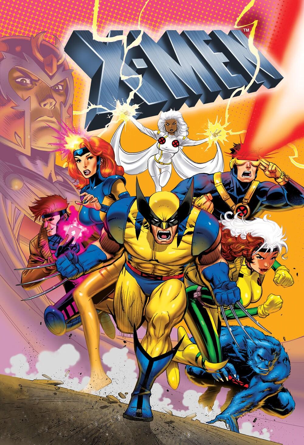 X-Men show poster