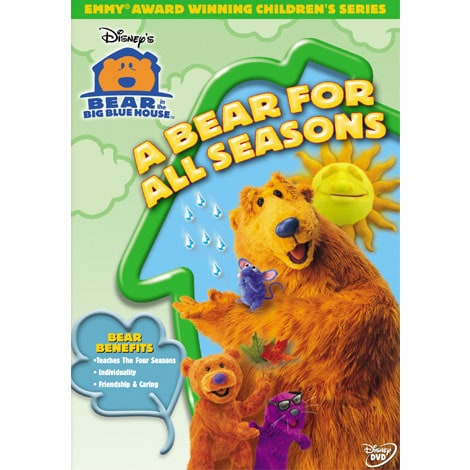 bear in the big blue house products disney movies - Bear Inthe Big Blue House Christmas