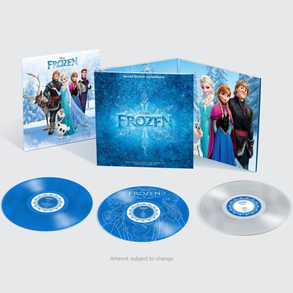 Frozen Deluxe Vinyl