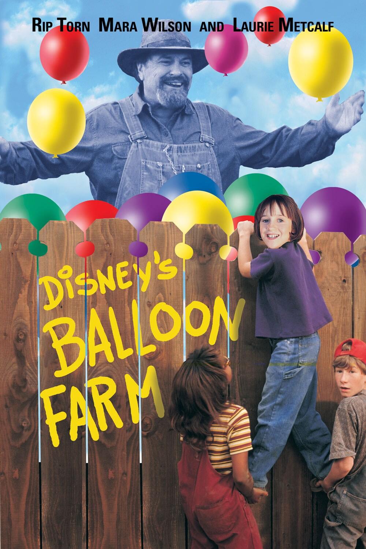 Disney's Balloon Farm movie poster