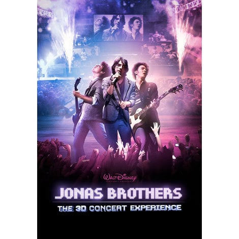 jonas brothers the 3d concert experience disney movies