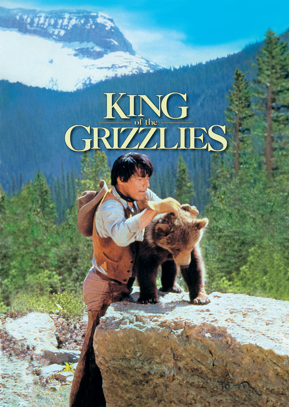 King of the Grizzlies poster
