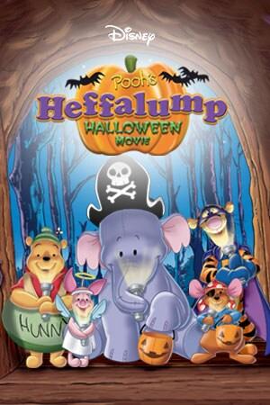 poohs heffalump halloween movie winnie the pooh - Winnie The Pooh Heffalump Halloween