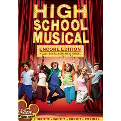 High School Musical Disney Movies