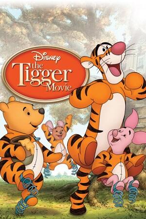 The Tigger Movie Disney Movies
