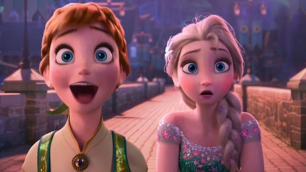 Disney's Frozen Fever - Trailer