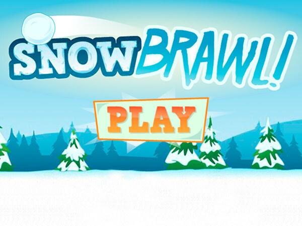เกมปาหิมะ