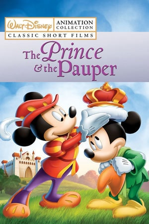Disney Animation Collection Volume 3 The Prince And Pauper
