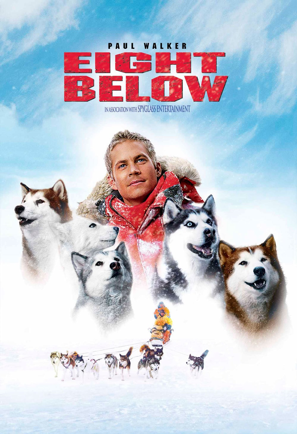 Disney Sled Dog Movie