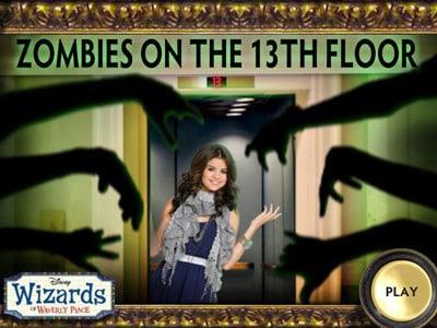 Zombies on the 13th Floor