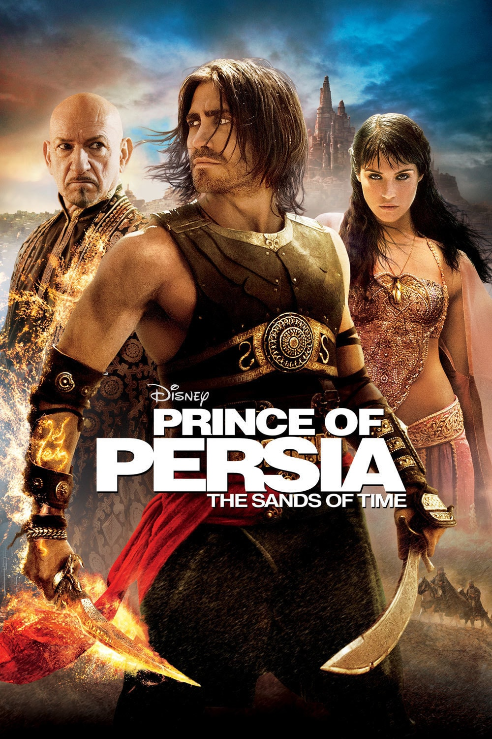 Prince Of Persia The Sands Of Time Disney Movies