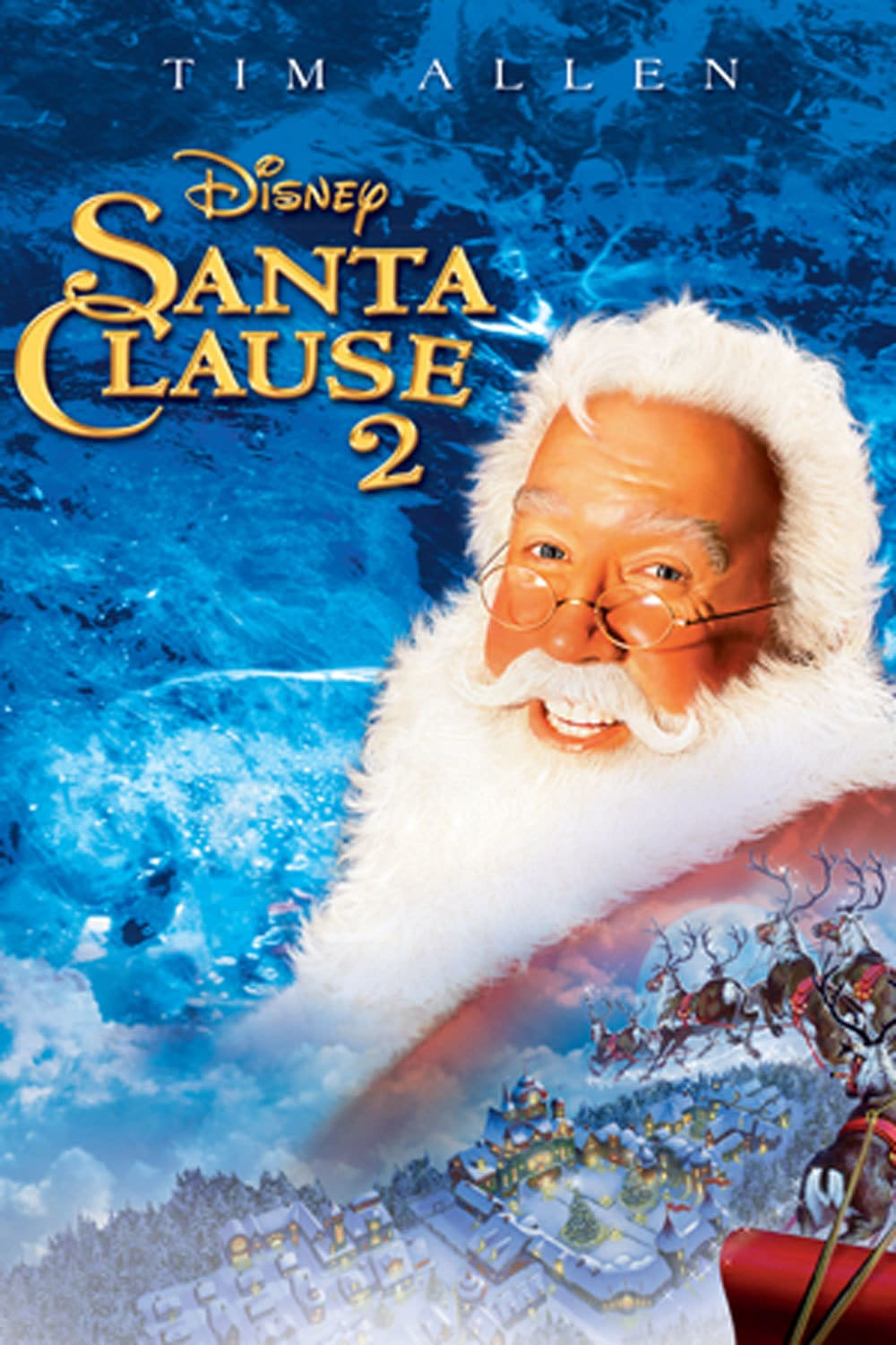 Image result for santa clause 2 poster