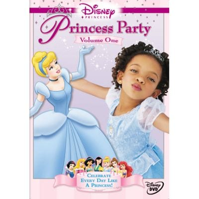 Disney Princess Party Volume One Disney Movies